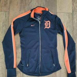 Nike Dry Fit Detroit Tigers jacket
